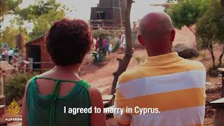 Why do Lebanese couples get married in Cyprus each year?