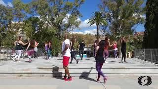 Yo vengo de Cuba - Salsation Choreography by Élite Noelia Illán