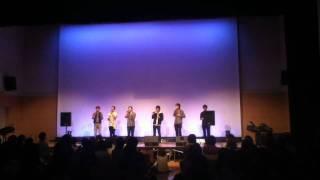 "2011.5.7 (Sat) Waseda University A cappella Circle ""Street Corner S..."