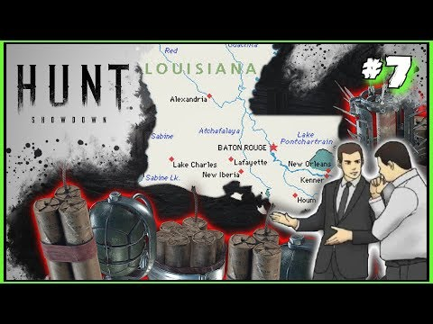 *SLAPS LOUISIANA* This BAD BOY can fit so many LULS in it [Hunt Funny Moments]
