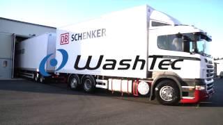 Nutzfahrzeug-Waschanlagen: Großartige Lösungen für große Aufgaben