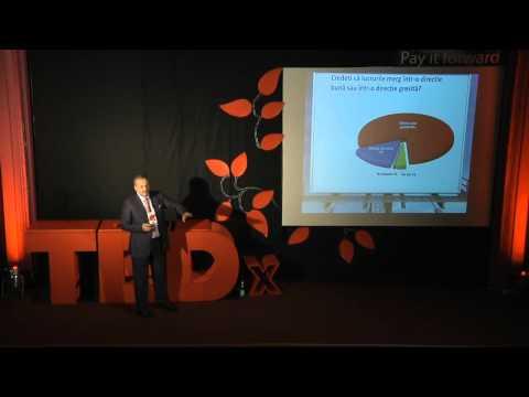 TEDxEroilor - Vasile Dancu - Manipularea prin gândirea pozitivă
