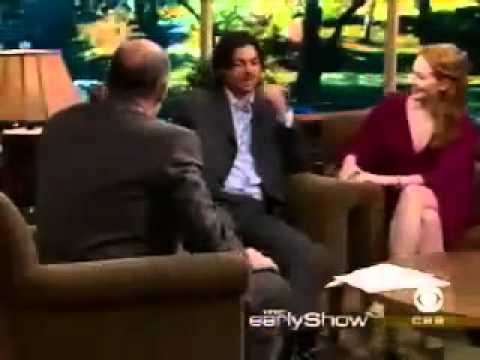 Karl Urban & Miranda Otto