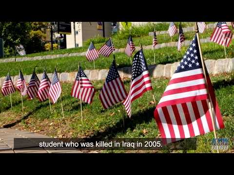 Community College of Philadelphia Honors Lives Lost On 9/11