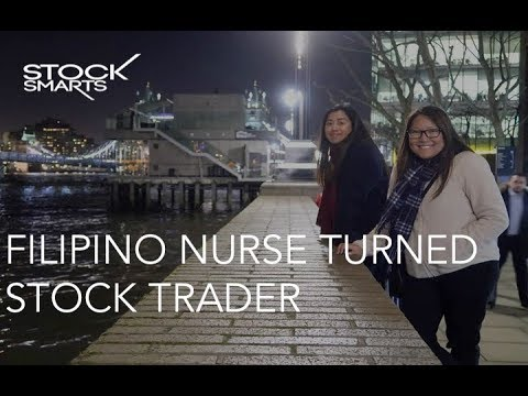 FILIPINO NURSE TURNED STOCK TRADER