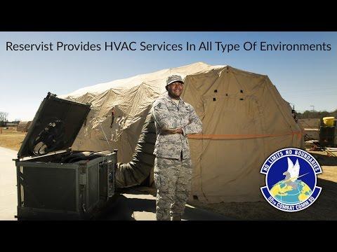 HVAC: SSgt Griswold