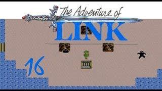 Zelda II: The Adventure of Link #16 der versteckte Palast [Blind/German/Let