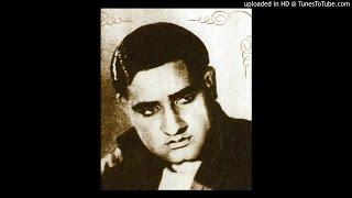 Aaj Khela Bhangar(আজ খেলা ভাঙার খেলা)- K L Saigal