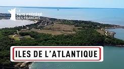 Les Iles de l'Atlantique, de la Vendée à la Charente-Maritime - Les 100 lieux qu'il faut voir