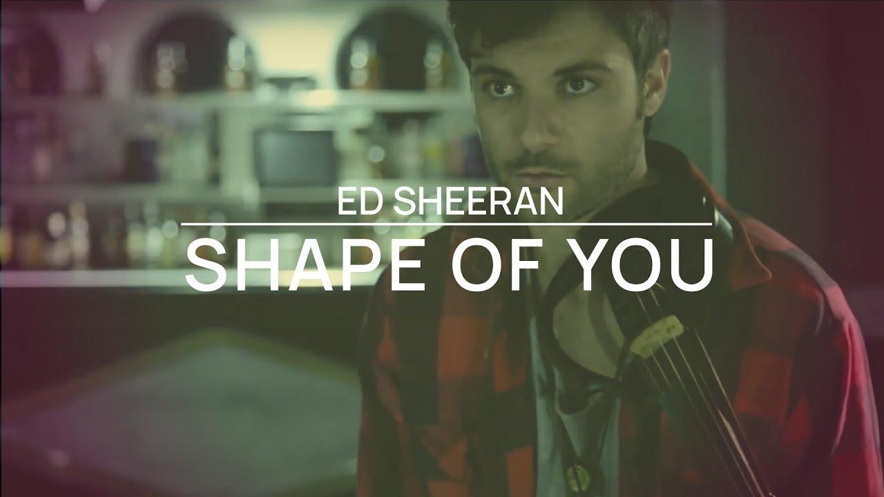 Violín cover Jose Asunción Shape of you - Ed Sheeran - - YouTube