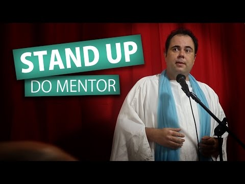 STAND-UP DO MENTOR (Humor E Espiritismo)