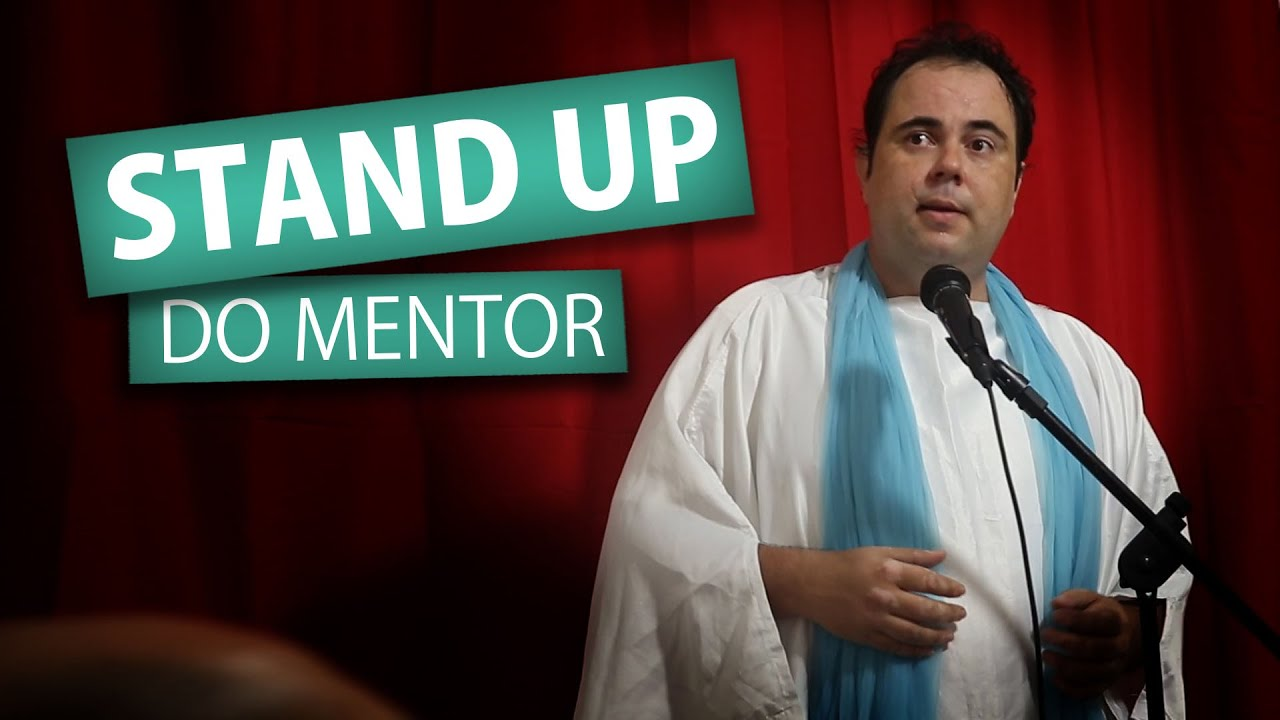 STAND UP DO MENTOR