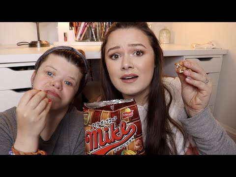 Trying WEIRD Worldwide Snacks | Munchpak