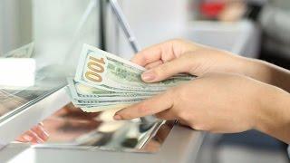 Банки Украины обвалили процент по депозитам.Кризис и курс доллара в 2017