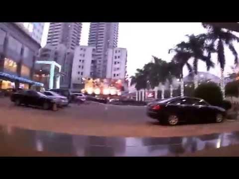 Duran AquaCam China Dongguan Zhangmutou One City Mall Video 2014