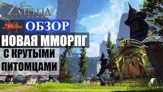 ОБЗОР Astellia Online - ММОРПГ с крутыми питомцами