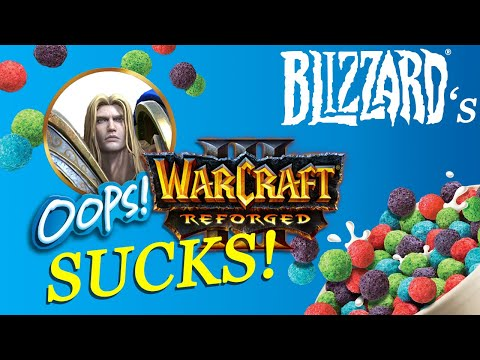 Warcraft 3: Reforged is Blizzard's Latest Mess - Inside Gaming Daily