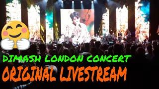 Dimash kudaibergenov London Show 2018 Livestream   Концерт Димаша в Лондоне [Полная версия]