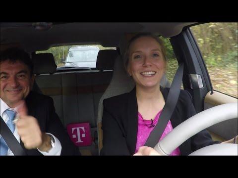 Social Media Post: IT Gipfel 2016 Saarbrücken – Fazit Telekom Gipfel Tour – Dr. Ferri...