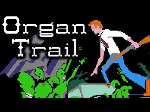 Can We Survive?? │ Organ Trail #1 │ ProJared Plays!