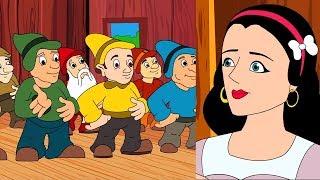 Snow White & The Seven Dwarfs - Malayalam Fairy Tales - സ്നോഡ വൈറ്റ് ആൻഡ് ദി ഏഴ് ദ്വര്ഫസ്