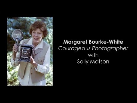 margaret-bourke-white-demo-reel