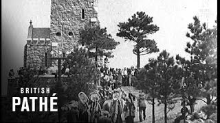 Will Rogers Memorial - Dedication Service (1937)