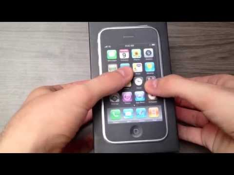 iPhone 3GS Unboxing and Tour