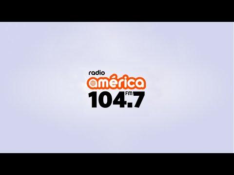 Regreso de Radio America 104.7 (12-06-2021)