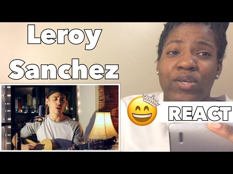 Leroy Sanchez - Mercy SHAWN MENDES...