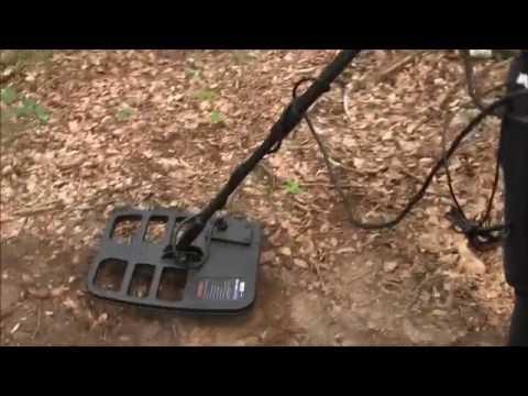Makro Deephunter Produktvideo Deutsch Gold Test Bodenscanner Metalldetektor Golddetektor Sondeln