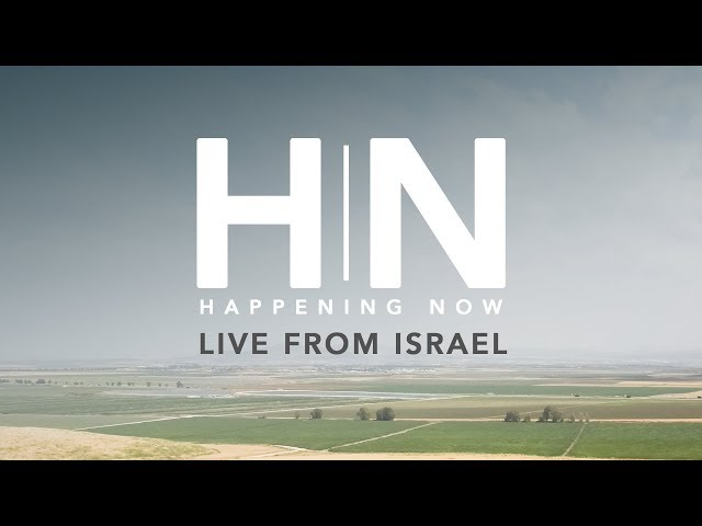 Bible Prophecy - Happening Now Live from Israel with Amir Tsarfati (April 2019)
