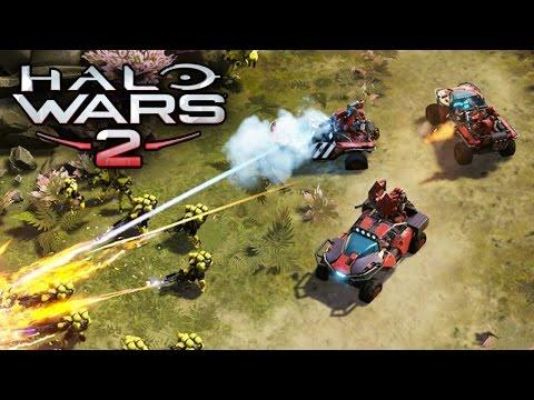 BLITZ IS HERE!!! - Halo Wars 2 || Blitz BETA - First