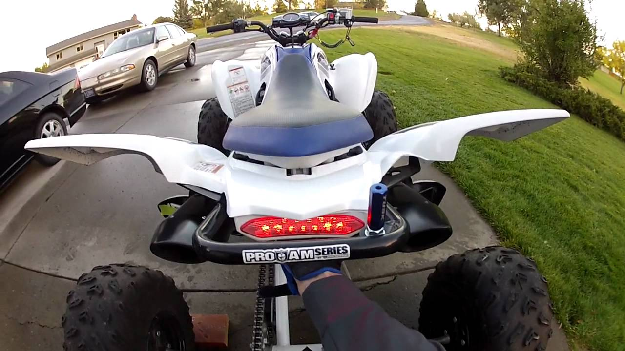 Yamaha Raptor 700 For Sale >> Yamaha raptor with R1 motor. For sale. SOLD - YouTube