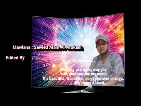 Rohingya Waz Mv. Saeid Alam Arakani