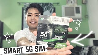 5G SIM CARD New in the PHILIPP…