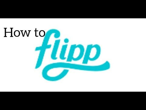 How to use the Flipp App