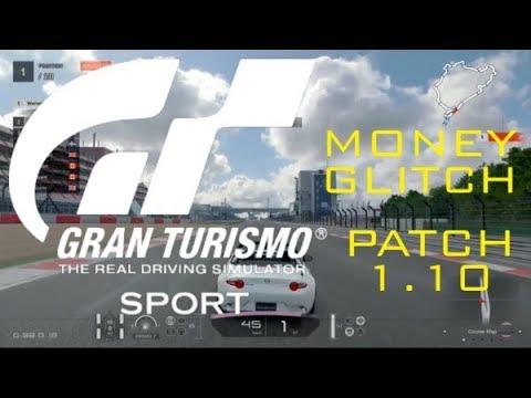 Gran Turismo Sport Money Glitch >> Gran Turismo SPORT : Money Glitch (Works on patch 1.10) *Read Description* - YouTube