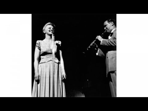 Benny Goodman and His Orchestra with Peggy Lee - Not A Care In The World (1941) mp3