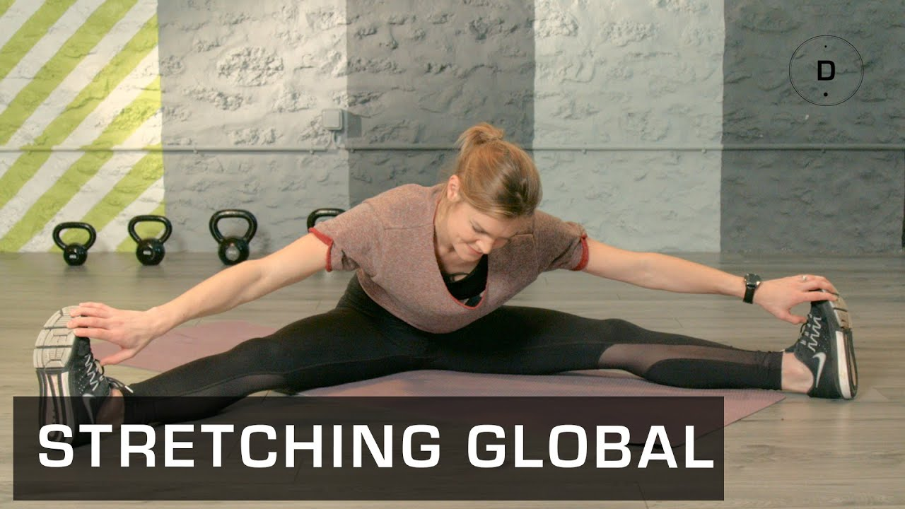 Fitness Master Class Stretching Global Lucile Woodward
