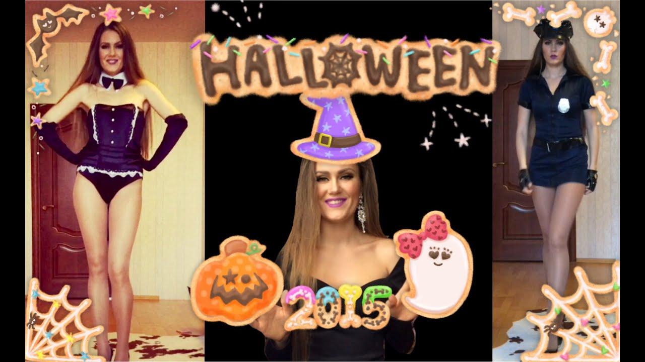 Бюджетные КОСТЮМЫ на Halloween! Костюмы своими руками ... - photo#2