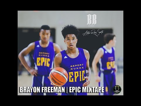Brayon Freeman #1 PG FOR C/O 2021??? | PICKS UP TWO OFFERS 24 HRS AFTER EPIC | 🔥🔥🔥