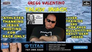 Gregg Valentino - Athletes Thanking Jesus, Over Training Abs
