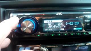 JVC KD-DV 7407 ALPINE PXA H700 RUX