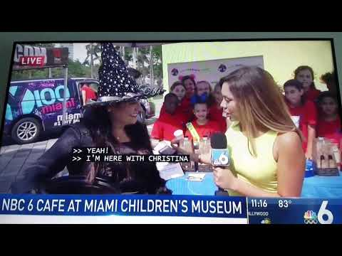 NBC at Miami childrens charter school Ms Sarabeth's class