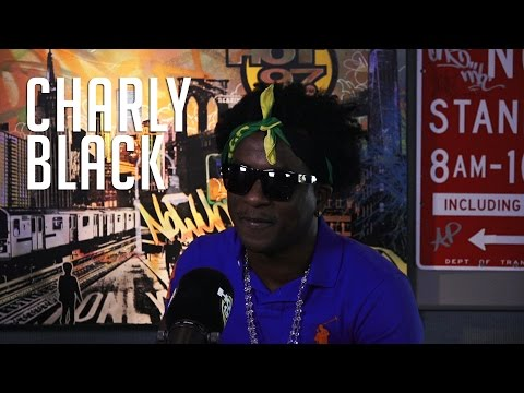 Charly Black Talks Being A Picky Eater, Trouble With His Visa & Females With the Largest Behinds