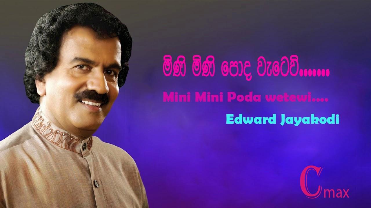 Mini Mini Poda Wetewi Edward Jayakodi 3gp Mp4 Video Mp3