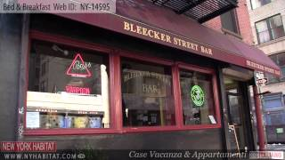 Manhattan, New York City - Video tour di un Bed & Breakfast in East 5th Street, nell'East Village