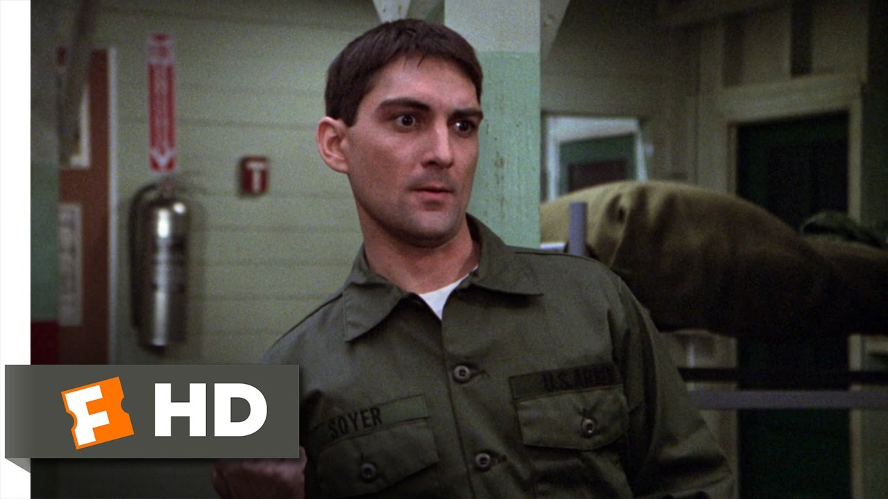 Psycho And Ox Stripes 38 Movie Clip 1981 Hd Youtube