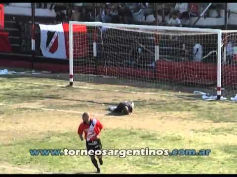 Dep. Maipu (Mza) 3 - Sp. Desamparados (SJ) 0 - Torneo Argentino A